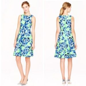 J. Crew Photo Floral Dress in Size 4